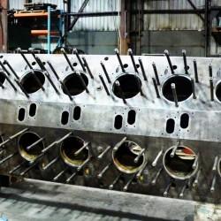 Usinage et Fabrication Olympia | Photo pièce lourde 2